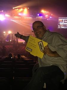 Mario attended Pfl 8 - Playoffs - Live Mixed Martial Arts - Presented by Professional Fighters League on Oct 5th 2018 via VetTix
