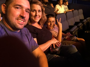 Joshua attended Pfl 8 - Playoffs - Live Mixed Martial Arts - Presented by Professional Fighters League on Oct 5th 2018 via VetTix