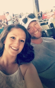 John Bultema attended Lady Antebellum & Darius Rucker Summer Plays on Tour on Sep 15th 2018 via VetTix