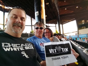 Daniel attended Lady Antebellum & Darius Rucker Summer Plays on Tour on Sep 15th 2018 via VetTix