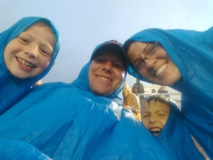 Kevin attended Indiana Hoosiers vs Virginia Cavaliers - NCAA Football on Sep 8th 2018 via VetTix
