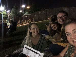 Jeffrey attended Pentatonix - Pop on Sep 16th 2018 via VetTix