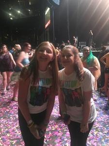 Randall attended Pentatonix - Pop on Sep 16th 2018 via VetTix