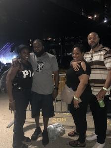 Lowell attended Pentatonix - Pop on Sep 16th 2018 via VetTix