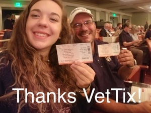 Dennis Starr attended Ax Play Brahms With the Nashville Symphony on Sep 14th 2018 via VetTix
