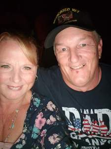 CHARLES attended Sugarland - Country on Sep 8th 2018 via VetTix