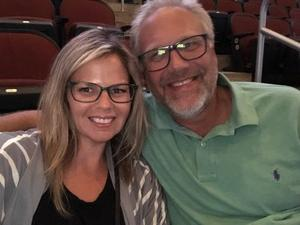 stephen attended Sugarland - Country on Sep 8th 2018 via VetTix