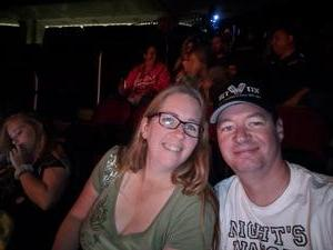 Scott attended Sugarland - Country on Sep 8th 2018 via VetTix