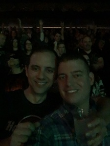 John attended Sugarland - Country on Sep 8th 2018 via VetTix