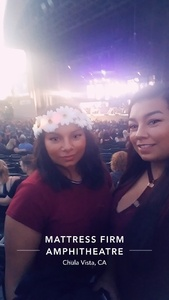 Michael attended Evanescence + Lindsey Stirling - Alternative Rock on Aug 31st 2018 via VetTix