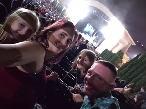 Brian attended Evanescence + Lindsey Stirling - Alternative Rock on Aug 31st 2018 via VetTix