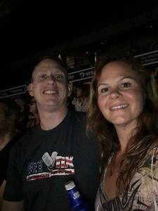 Chandler attended Sugarland - Country on Sep 7th 2018 via VetTix
