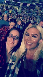 Nicole attended Sugarland - Country on Sep 7th 2018 via VetTix