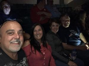 Hubert attended Sugarland - Country on Sep 7th 2018 via VetTix