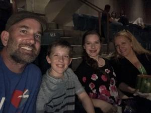 James attended Sugarland - Country on Sep 7th 2018 via VetTix