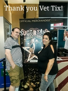 John attended Sugarland - Country on Sep 7th 2018 via VetTix