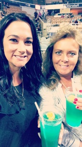 Jessica attended Sugarland - Country on Sep 7th 2018 via VetTix