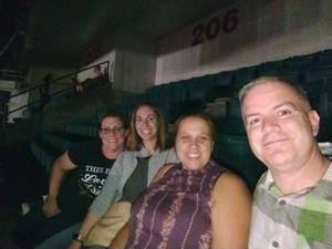 Adam attended Sugarland - Country on Sep 7th 2018 via VetTix