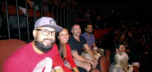 William attended The Smashing Pumpkins: Shiny and Oh So Bright Tour - Alternative Rock on Aug 31st 2018 via VetTix