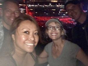 Laribeth attended Ed Sheeran: 2018 North American Stadium Tour - Pop on Sep 6th 2018 via VetTix
