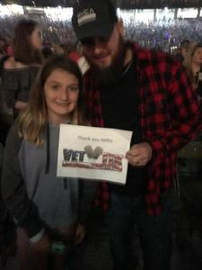 James attended Taylor Swift Reputation Stadium Tour - Pop on Sep 8th 2018 via VetTix