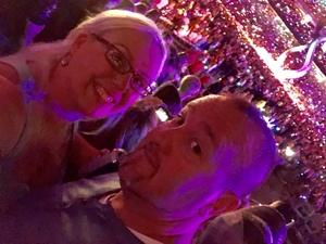 Kelley attended Taylor Swift Reputation Stadium Tour - Pop on Sep 8th 2018 via VetTix