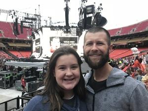 Christopher attended Taylor Swift Reputation Stadium Tour - Pop on Sep 8th 2018 via VetTix