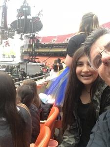 Bill attended Taylor Swift Reputation Stadium Tour - Pop on Sep 8th 2018 via VetTix