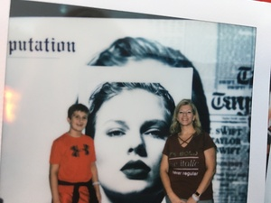 Dena attended Taylor Swift Reputation Stadium Tour - Pop on Sep 8th 2018 via VetTix