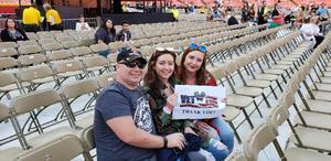 Mike attended Taylor Swift Reputation Stadium Tour - Pop on Sep 8th 2018 via VetTix