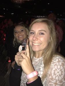 Kevin attended Taylor Swift Reputation Stadium Tour - Pop on Sep 8th 2018 via VetTix