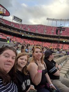 Erik attended Taylor Swift Reputation Stadium Tour - Pop on Sep 8th 2018 via VetTix