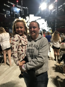 Dustin attended Taylor Swift Reputation Stadium Tour - Pop on Sep 8th 2018 via VetTix