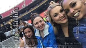 Jessica attended Taylor Swift Reputation Stadium Tour - Pop on Sep 8th 2018 via VetTix