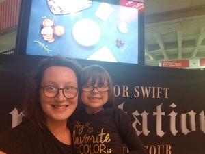 Victoria attended Taylor Swift Reputation Stadium Tour - Pop on Sep 8th 2018 via VetTix