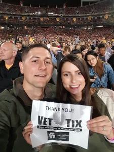 Justin attended Taylor Swift Reputation Stadium Tour - Pop on Sep 8th 2018 via VetTix