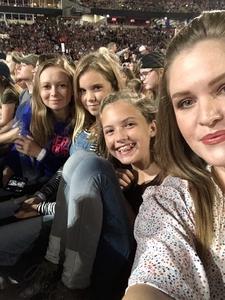 Heather attended Taylor Swift Reputation Stadium Tour - Pop on Sep 8th 2018 via VetTix