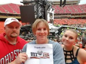 Stephen attended Taylor Swift Reputation Stadium Tour - Pop on Sep 8th 2018 via VetTix