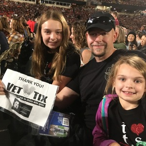 Bob attended Taylor Swift Reputation Stadium Tour - Pop on Sep 8th 2018 via VetTix