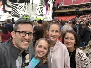 Michael attended Taylor Swift Reputation Stadium Tour - Pop on Sep 8th 2018 via VetTix