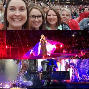 Tamara attended Taylor Swift Reputation Stadium Tour - Pop on Sep 8th 2018 via VetTix