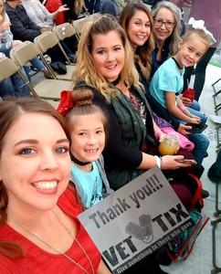 Ashley attended Taylor Swift Reputation Stadium Tour - Pop on Sep 8th 2018 via VetTix