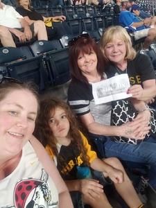 Click To Read More Feedback from Pittsburgh Pirates vs. Kansas City Royals - MLB - Fan Appreciation Night!