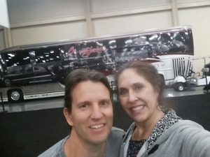Robert attended Barrett Jackson - the World's Greatest Collector Car Auction in Vegas - Tickets Are 2 for 1, So 1 Ticket Will Get 2 People in - Thursday on Sep 27th 2018 via VetTix