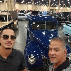 David attended Barrett Jackson - the World's Greatest Collector Car Auction in Vegas - Tickets Are 2 for 1, So 1 Ticket Will Get 2 People in - Thursday on Sep 27th 2018 via VetTix
