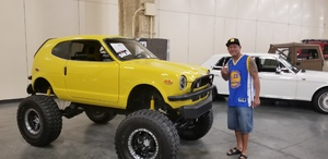 Albert attended Barrett Jackson - the World's Greatest Collector Car Auction in Vegas - Tickets Are 2 for 1, So 1 Ticket Will Get 2 People in - Thursday on Sep 27th 2018 via VetTix