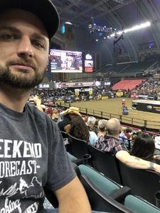 Marcus attended 25th PBR Unleash the Beast - Sunday on Sep 16th 2018 via VetTix