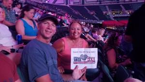 Terrance attended 25th PBR Unleash the Beast - Sunday on Sep 16th 2018 via VetTix