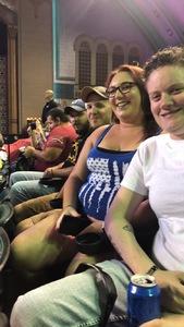 Meagan attended 25th PBR Unleash the Beast - Sunday on Sep 16th 2018 via VetTix