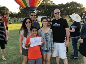 Jason attended 2018 Victory Cup Charleston Polo Match and Hot Air Balloon Festival! - Presented by the Victory Cup on Oct 13th 2018 via VetTix